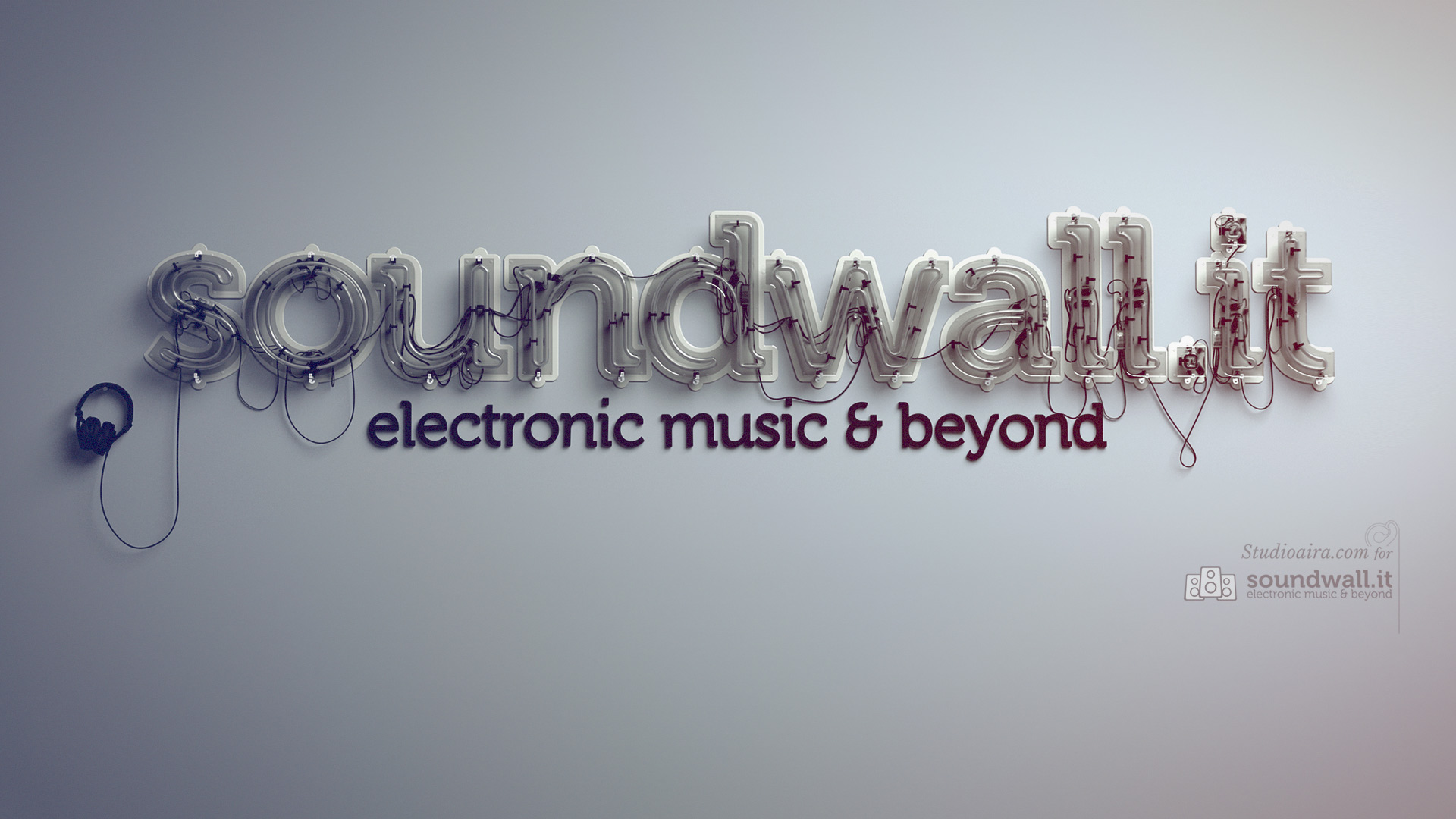 SOUNDWALL Header